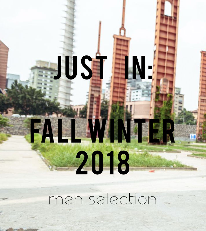 Fall Winter Man
